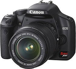 Canon EOS Rebel XSi
