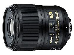 Nikons AF-S Micro-Nikkor 60/2.8G ED