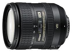 Nikon AF-S DX Nikkor 16-85/3.5-5.6 ED VR