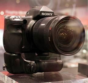 Sony's 24.8Mp Full-Frame teaser