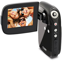 Coby CAM4000 SNAPP Mini Digital Camcorder