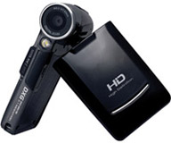 DXG DXG-569V 720p HD Camcorder (Black)