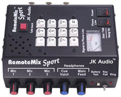 RemoteMix Sport
