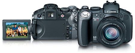 Canon's PowerShot S5 IS