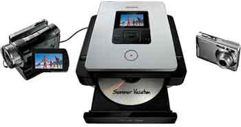 Sony DVDirect VRD-MC5 DVD Recorder