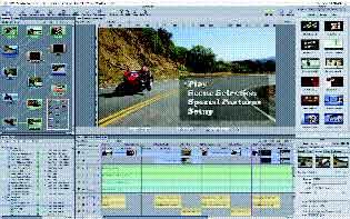 DVD Studio Pro 4 Screen Shot