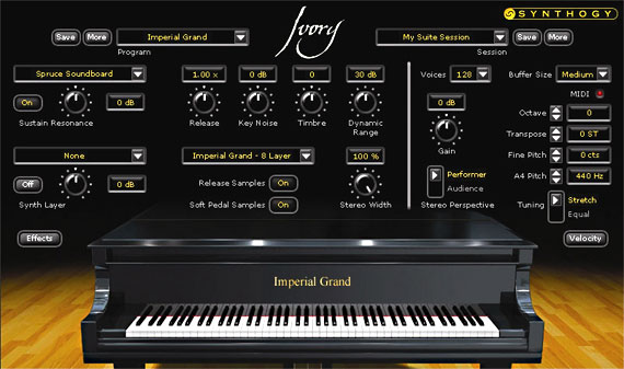 Synthogy Ivory