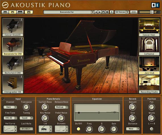 Akoustik Piano