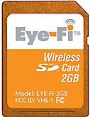 Eye-Fi Wireless SD Memory Card